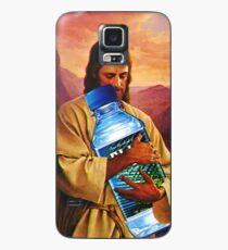 Jesus Fidschi Hülle & Klebefolie für Samsung Galaxy
