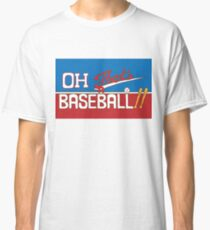Oh! That's a Baseball!! JJBA Jojo's Bizarre Adventure Classic T-Shirt