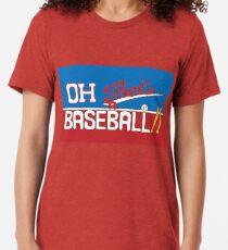 Oh! Das ist ein Baseball !! JJBA Jojos Bizarres Abenteuer Vintage T-Shirt