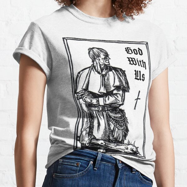God With Us - Nobiscum Deus Classic T-Shirt