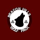 Beacon Hills Wolf Pack 2 by iheartgallifrey