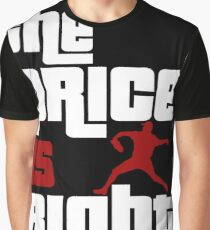 The Price Is Right Boston Baseball Pitcher Graphic T-Shirt