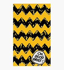 CHARLIE CHEVRON Photographic Print