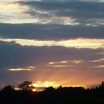 Dublin Sunset by rave2420