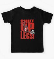 Shut Up Legs - Mountain Biking Kids Clothes