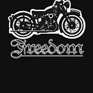 Freedom of the Motorcyclist by DerGrafiker