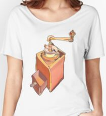 Coffee Grinder Women's Relaxed Fit T-Shirt