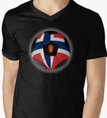 Norway - Norwegian Flag - Football or Soccer T-Shirt