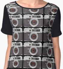 YASHICA Women's Chiffon Top