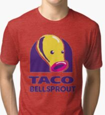 taco bellsprout Tri-blend T-Shirt