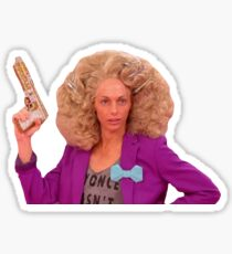 Alyssa Edwards Gun Sticker