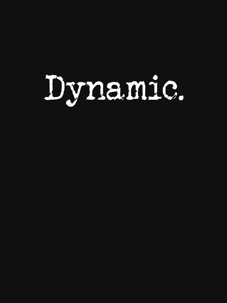 Dynamic by DerGrafiker