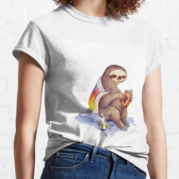 Cozy Sloth Classic T-Shirt