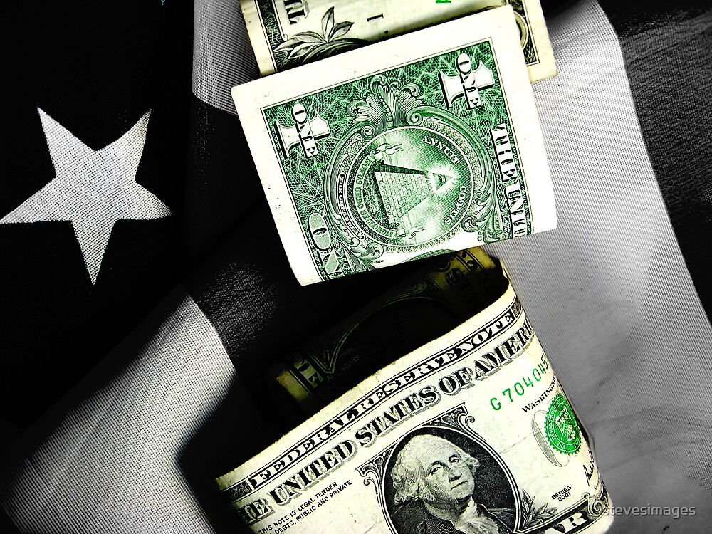 Corruption of  Patriotism by stevesimages