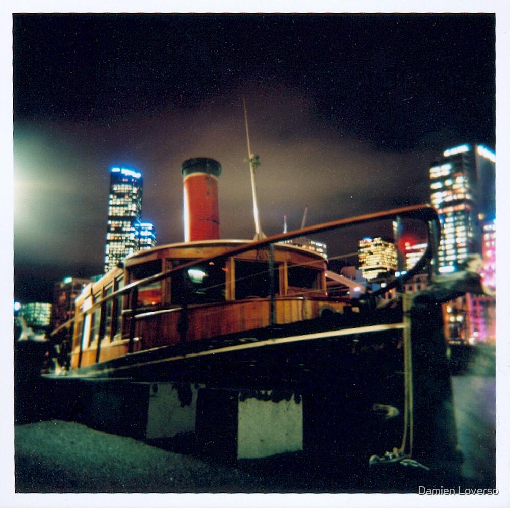 Midnight Boat by Damien Loverso