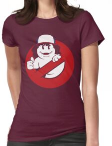 Official Gaten Matarazzo - Ghostbuster Tee Womens Fitted T-Shirt
