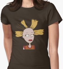 Rugrats - Cynthia  Doll Womens Fitted T-Shirt