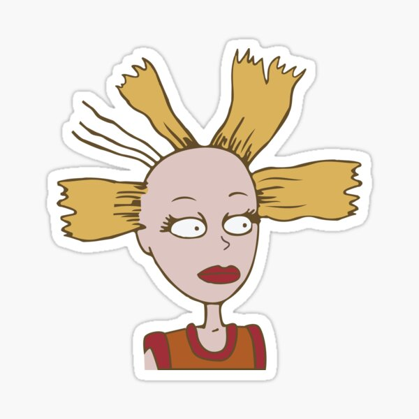 Rugrats - Cynthia  Doll Sticker