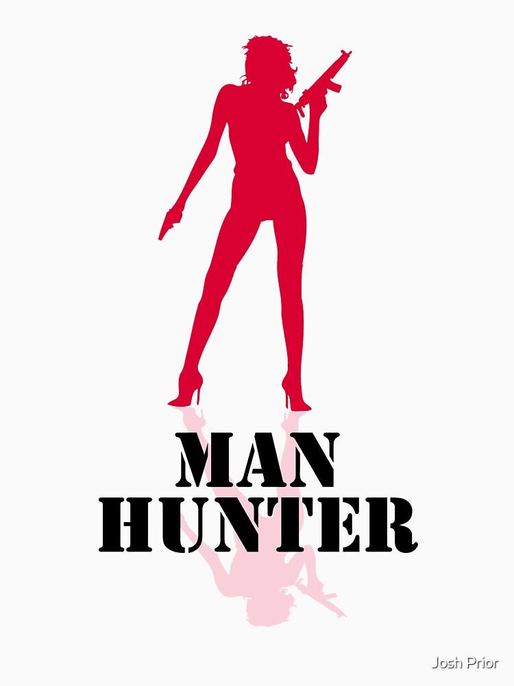 Man Hunter by MRJOSH