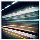 Slow Funky Train by Damien Loverso