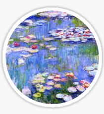 MONET CIRCLE Sticker