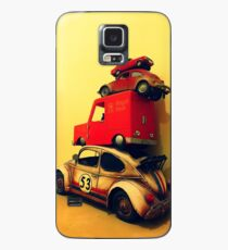 Stacked Toy Cars Case/Skin for Samsung Galaxy