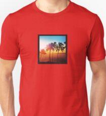 Hawaiian Sunrise Unisex T-Shirt