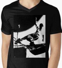 Skaters Life Men's V-Neck T-Shirt