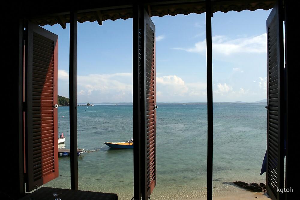 Resort view by kgtoh