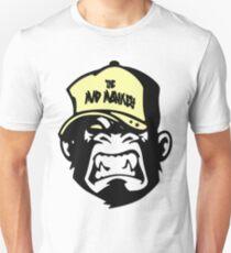 Crazy Donald Mad Monkey 1 Ape Skull Biker Thug Life England Unisex T-Shirt