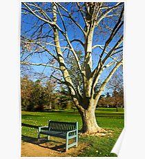 Wagga Wagga Botanic Gardens Poster