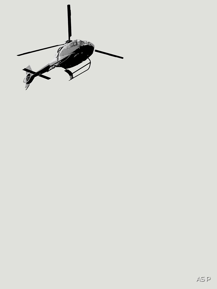 helicopter by sasufi