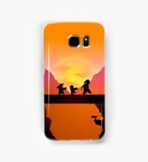 Kame sennin, Krilin and Goku Samsung Galaxy Case/Skin