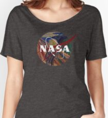 NASA The Scream Women's Relaxed Fit T-Shirt
