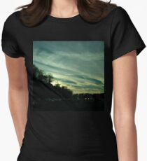 A Green Sunset T-Shirt