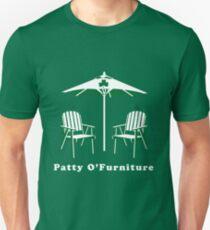 Patty O' Furniture Unisex T-Shirt