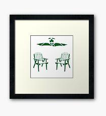 Patty O' Furniture Framed Print