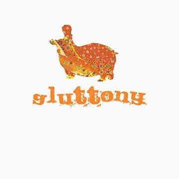 Gluttony by chloewilson