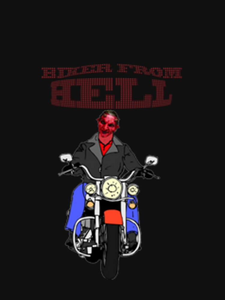 biker from hell by cheywings