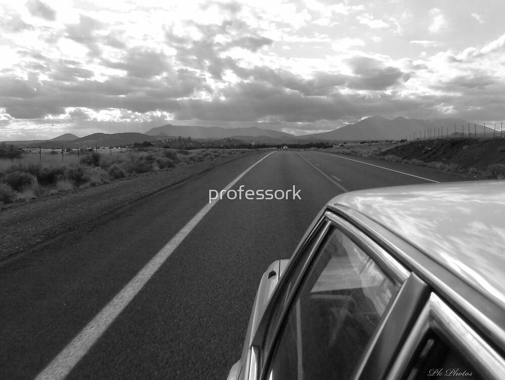 Running From Flagstaff by professork