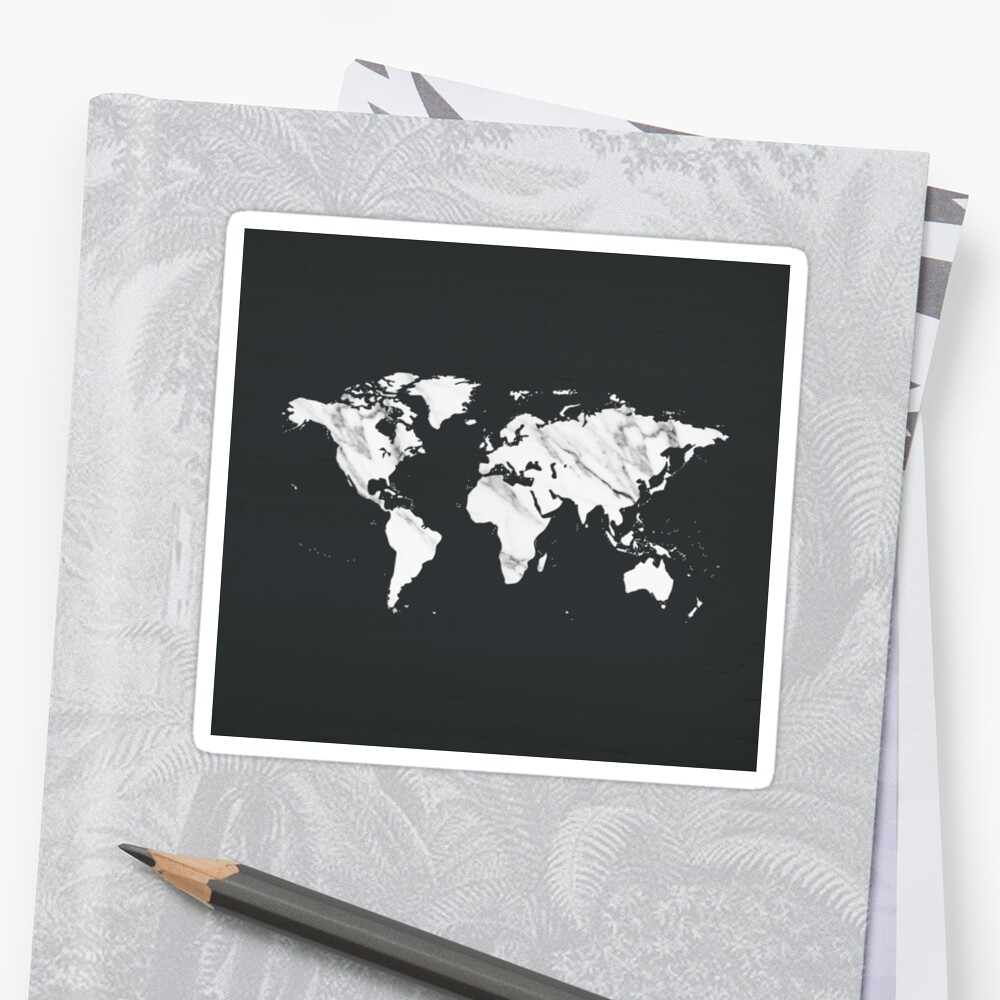 Marble world map in black and white marbled wood map tapestry marble world map in black and white marbled wood map tapestry by naturemagick gumiabroncs