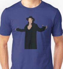 Taker Wrestler Unisex T-Shirt