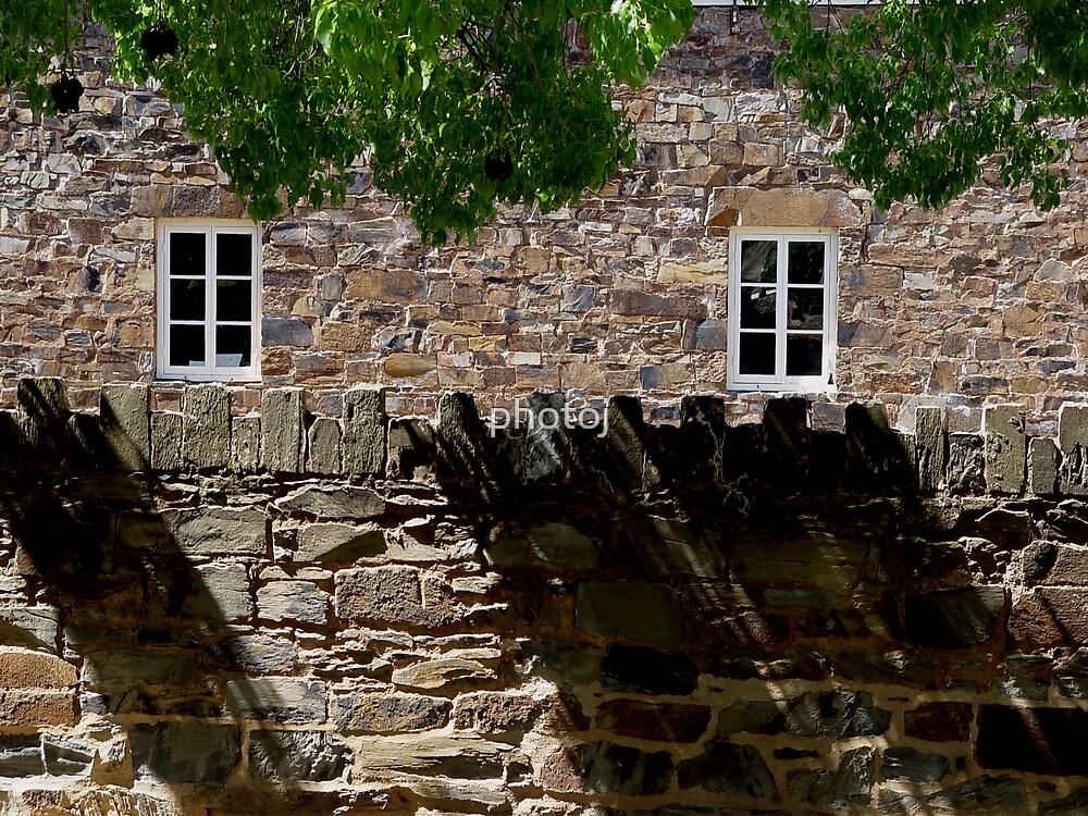 Stone Wall by photoj
