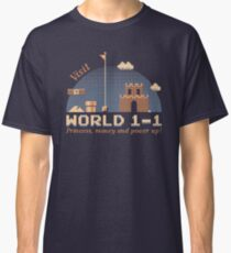 WORLD 1-1 Classic T-Shirt