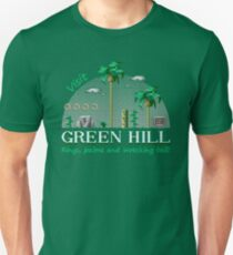 Green Hill Unisex T-Shirt