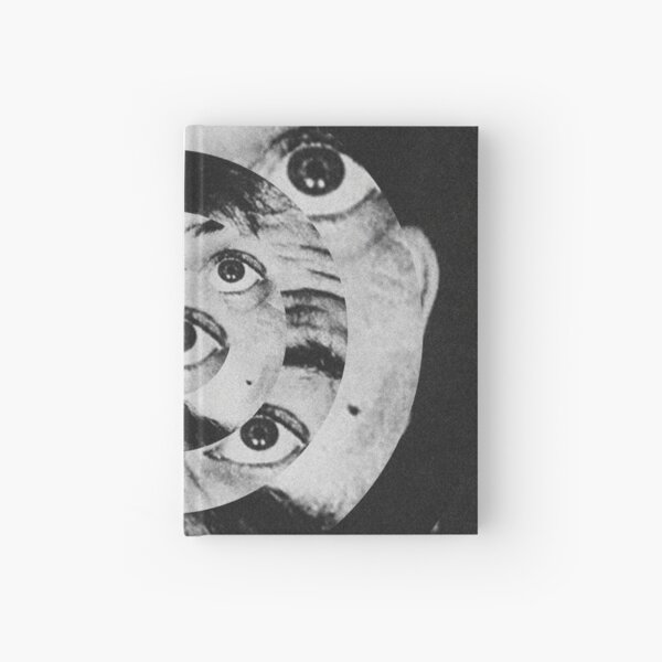 CRAZY: Hardcover Journal