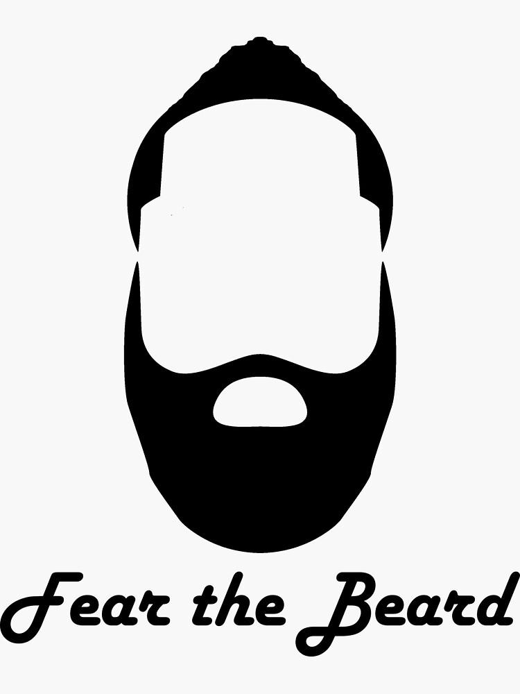 James Harden - Fear the Beard by haydenpowell04