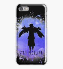 Miss Peregrine's home for peculiar children iPhone Case/Skin
