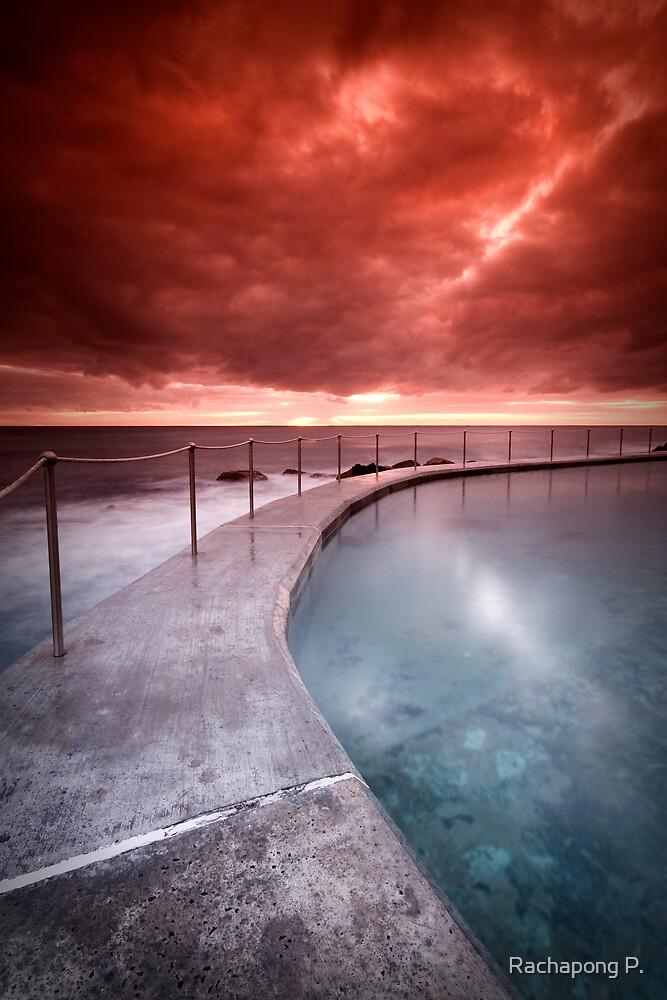 Tidal pool by Rachapong P.