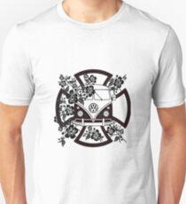 VW Hibiscus Split screen T-Shirt
